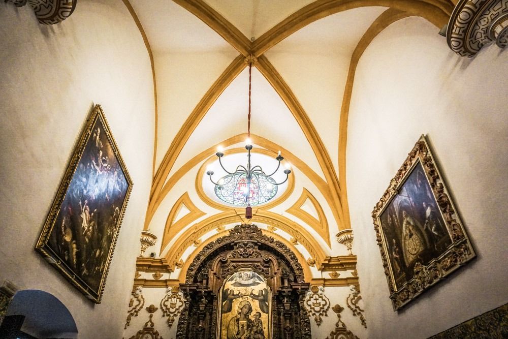 Chapel of the Gothic Palace