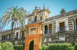 Visiting the Alcazar of Seville - A Step By Step Guide