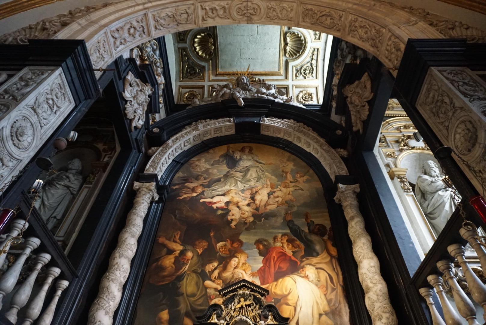 Antwerp is a city full of art