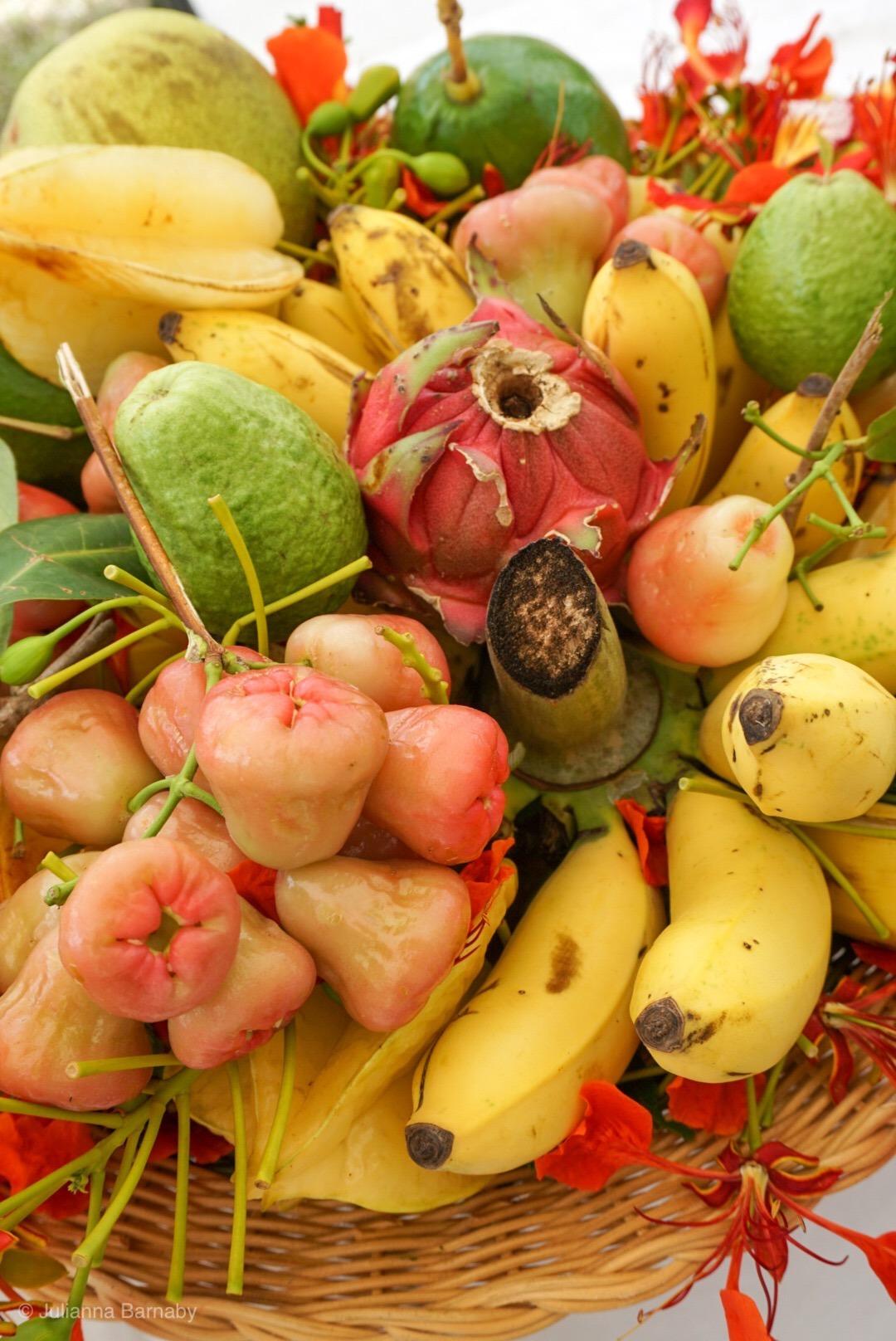 Fruit in Nevis