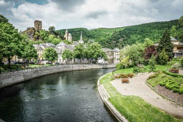Luxembourg Itinerary - Esch Sur Sure
