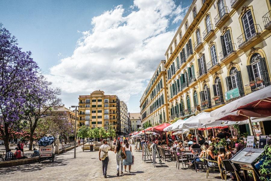 Plaza del la Merced