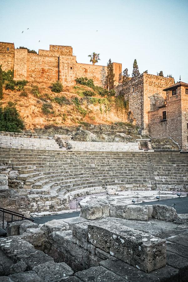 Roman Amphitheatre Malaga