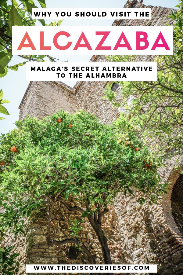Malaga. Malaga's Alcazaba is a gorgeous maze of buildings, gardens and history and one of the best things to do in Malaga. Here's why you shouldn't miss this on your travels in Spain. #europe #spain #traveldestinations