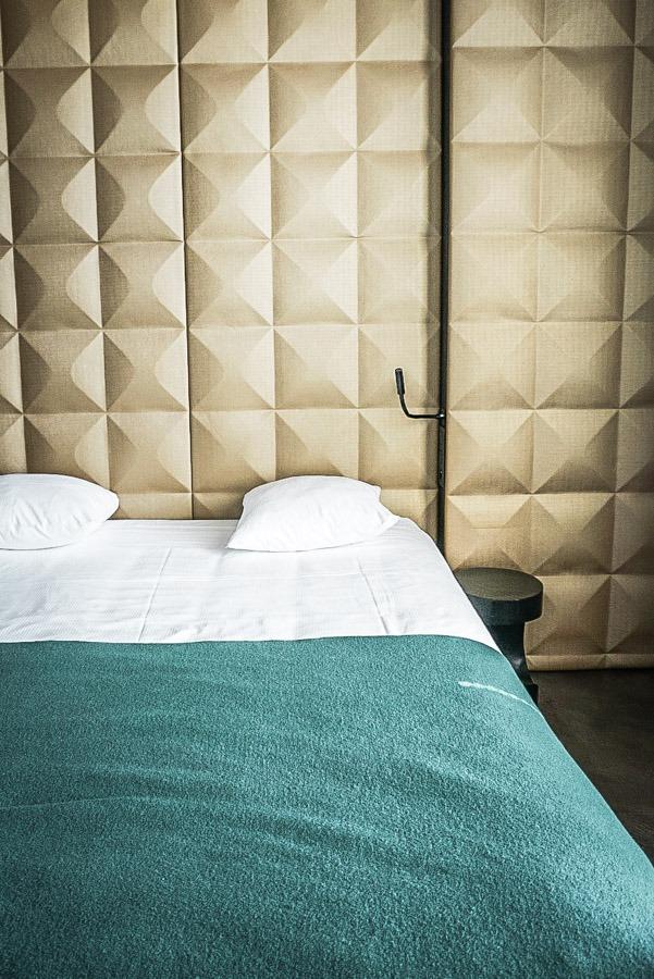 Bed at Hotel Pilar
