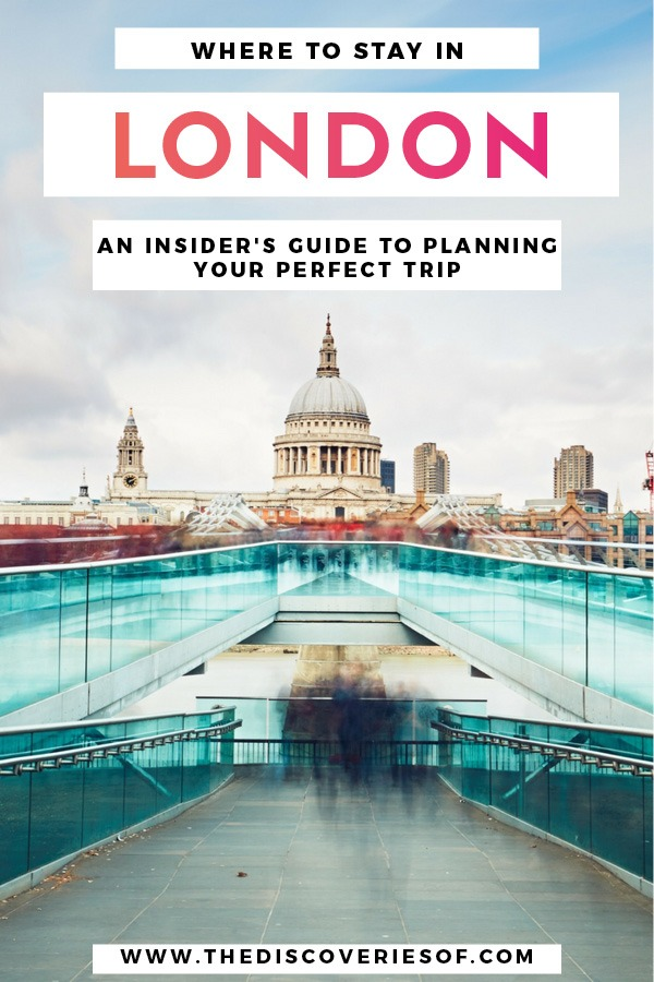 Best Places to Stay in London
