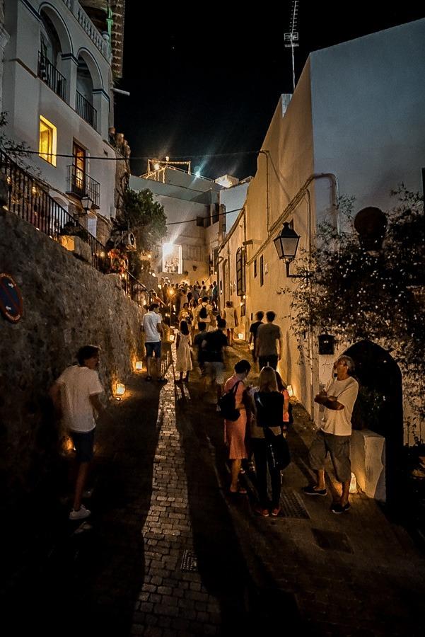 Noche de las Velas, Mojacar