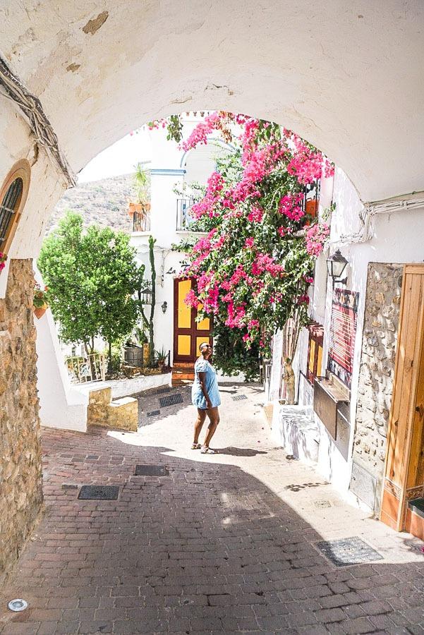 Puerta de la Ciudad, Mojacar