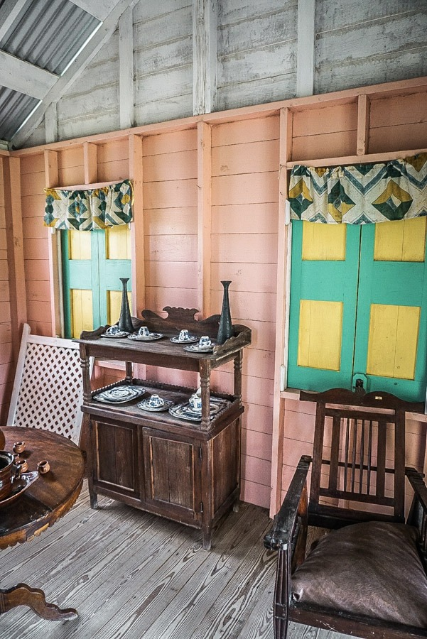 Peeking into the Past at the Nevisian Heritage Village