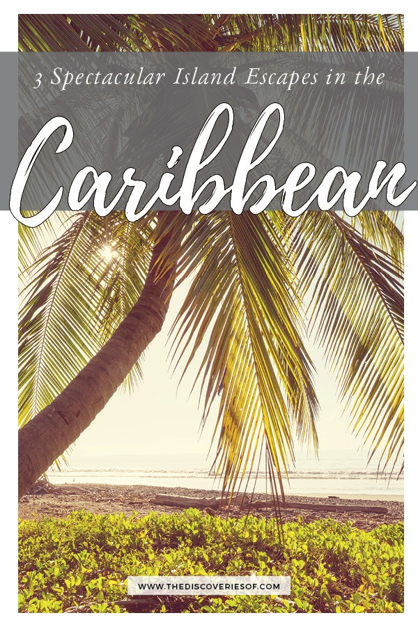 Don't miss these cool Caribbean islands for your next vacation! Question is, which three? Vacation I Islands I Party I Style I Travel I Cruise I Culture #vacation #travel #traveldestinations