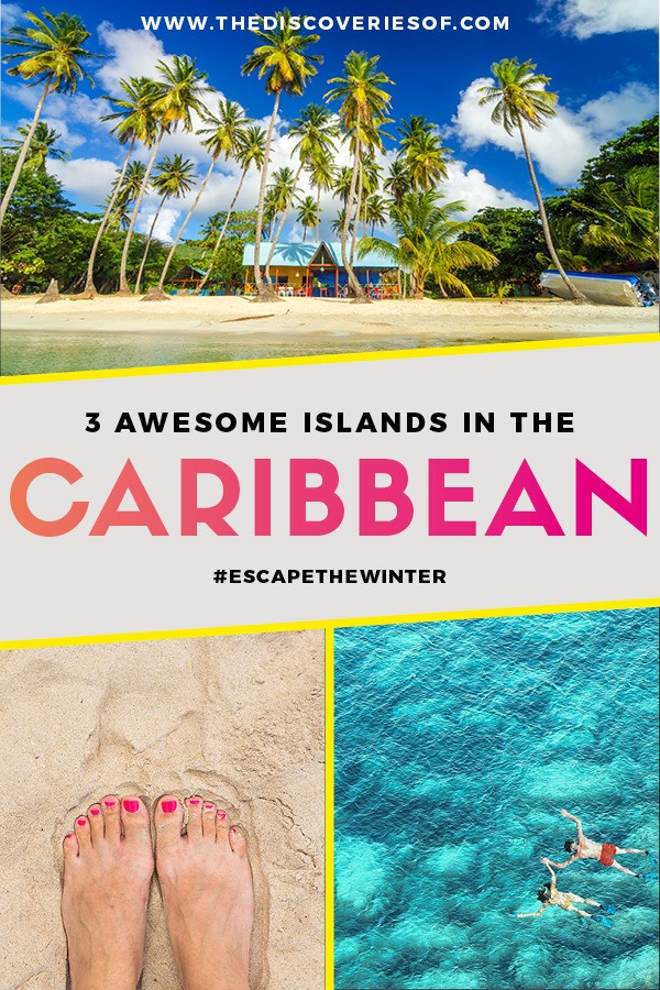 3 incredible Caribbean islands for your next vaction. Caribbean I Vacation I Islands I Party I Style I Travel I Cruise I Culture #travel #vacation #caribbean