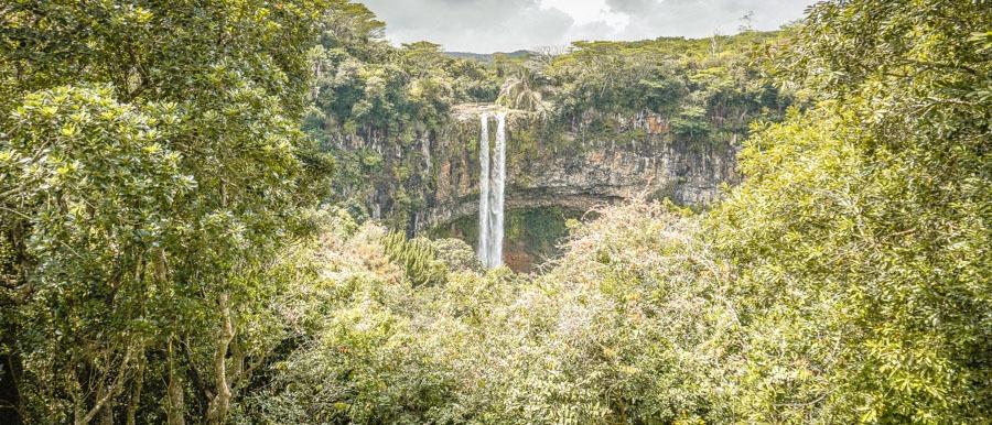 Chamarel Waterfall Mauritius #travel #nature #mauritius