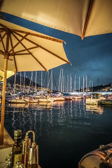 Restaurant Orsan Dubrovnik.