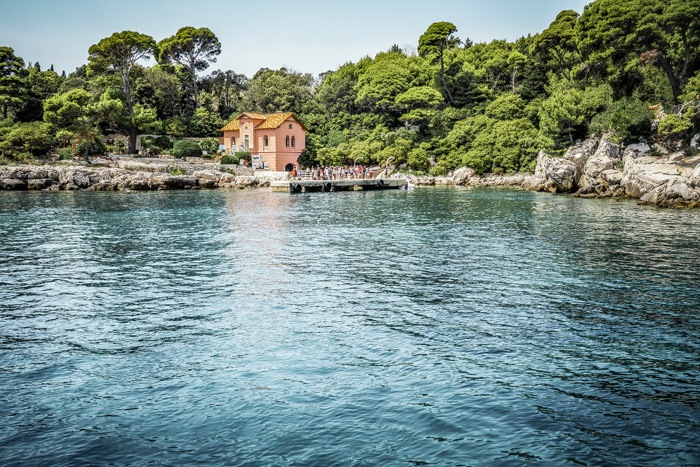 Lokrum Island. An amazing Croatia travel itinerary.