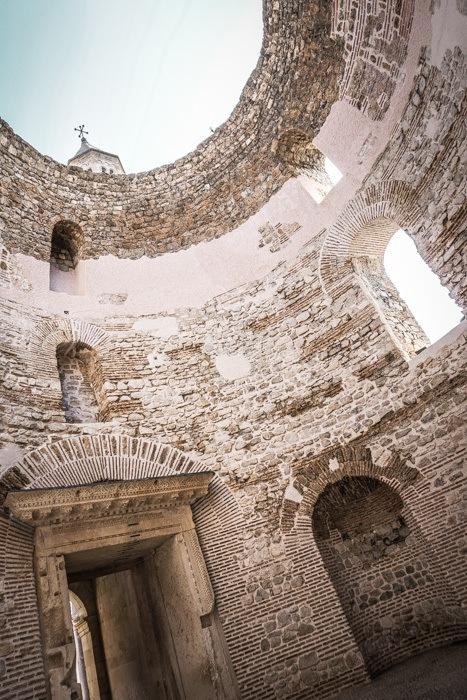 Diocletian's Palace Split.