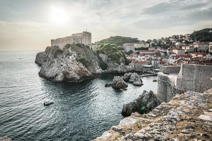 Fort Lovrejinac Dubrovnik.