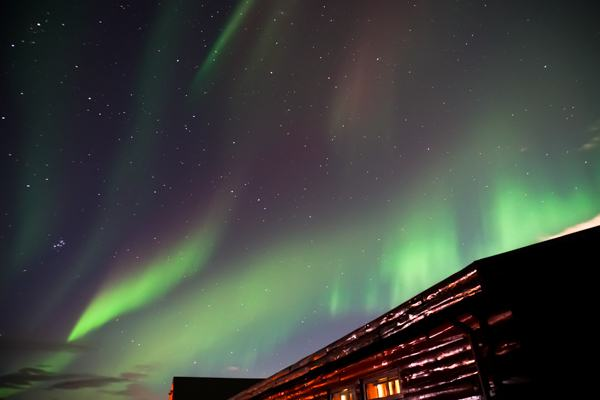 Here's how to see the incredible Northern Lights in Iceland. Add to your bucket list now! #travel #northernlights