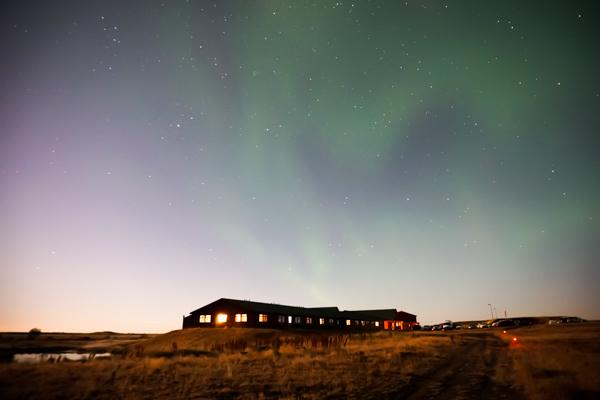 Have you seen the Northern Lights? Iceland is an incredible place to see the aurora borealis. Here's how to plan your trip #wanderlust #bucketlist