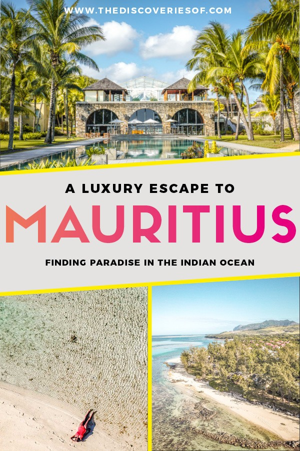 Luxury hotels in Mauritius don't come better than the five-star Outrigger Beach Resort. Luxury hotel suites and rooms on white sand beaches - escape to paradise. Read my full review #luxurytravel #travel #paradise