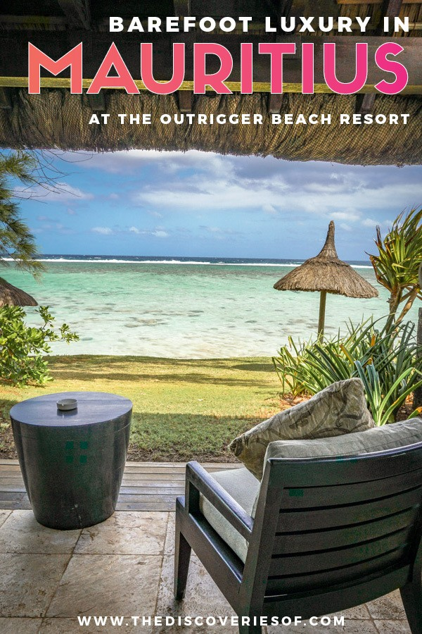 Mauritius is one of the luxury travel destinations you simply shouldn't miss. Lavish yourself in the luxury lifestyle at the gorgeous five-star Outrigger Beach Resort in Mauritius I Amazing Hotels I Paradise #travel #luxurytravel #honeymoon