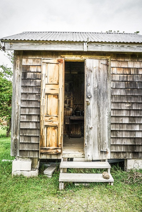 The slave quarters at Nevis Heritage Village #travel #caribbean #traveldestinations
