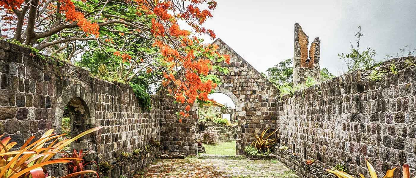 A Walk into the Past: Visiting Nevis's Heritage Village