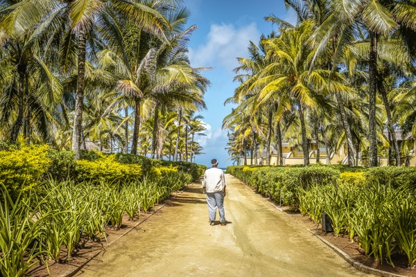 Mauritius is the ultimate luxury travel destination. An island in the middle of the Indian Ocean - it's perfect for honeymoon or luxury hotel escapes. Check out my review of the Outrigger Mauritius Beach Resort #travel #luxury #honeymoon