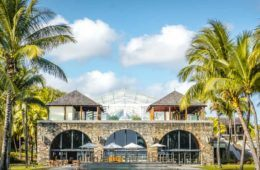 The Outrigger Mauritius