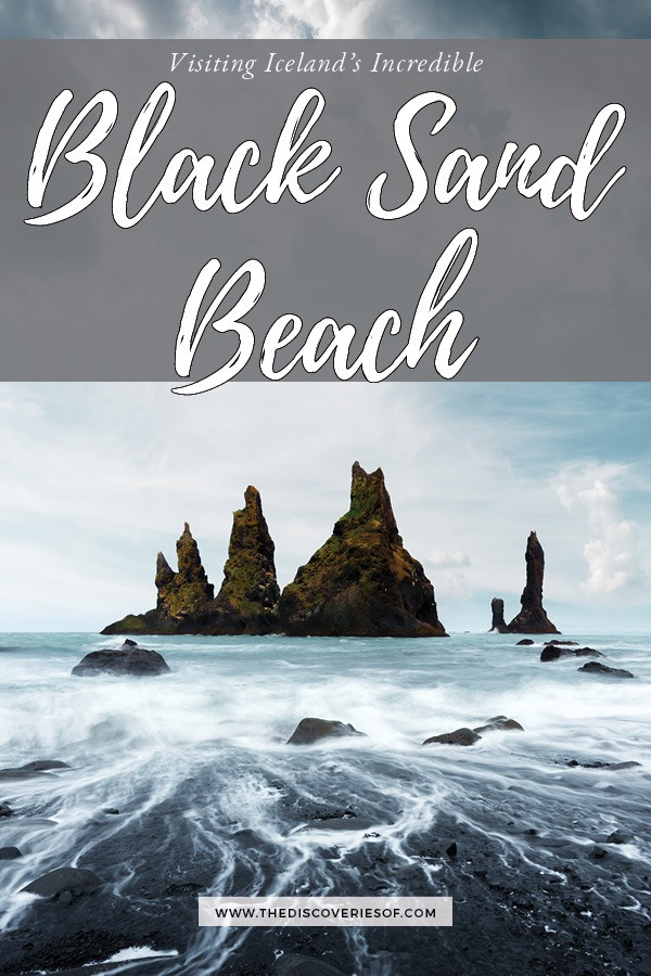 Reynisfjara is the Iceland beach you HAVE to visit on your travels. A beautiful landscape in summer or winter. Here's how to plan your trip #travel #wanderlust #travelinspiration