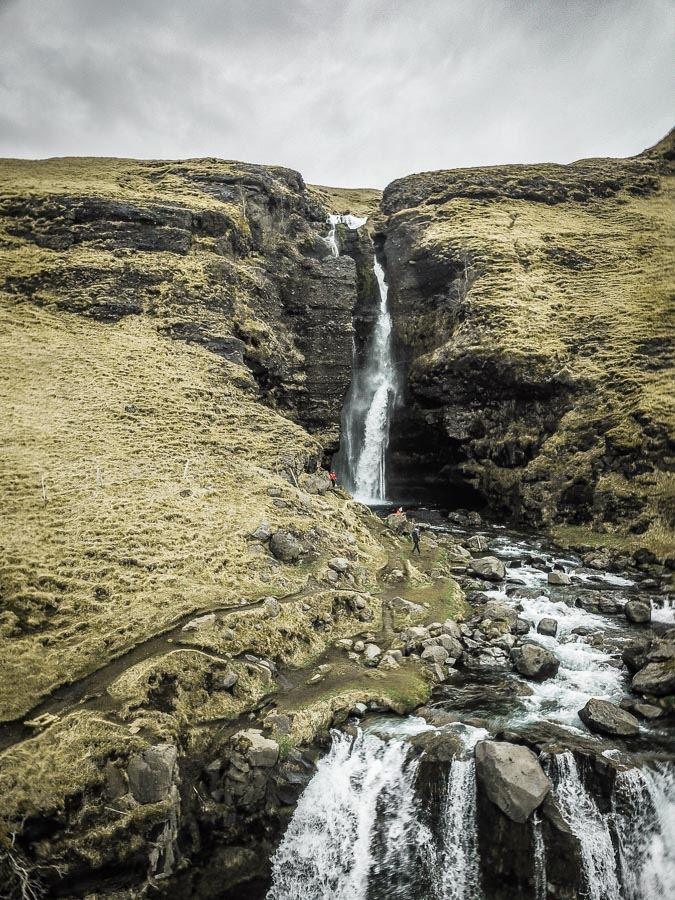 Gluggafoss. 18 incredible waterfalls in Iceland you need to see! Iceland is packed with beautiful places but their waterfalls are really something special. Skogafoss, Gullfoss and more - these places need to be seen to be believed. #beautifulplaces #nature #iceland