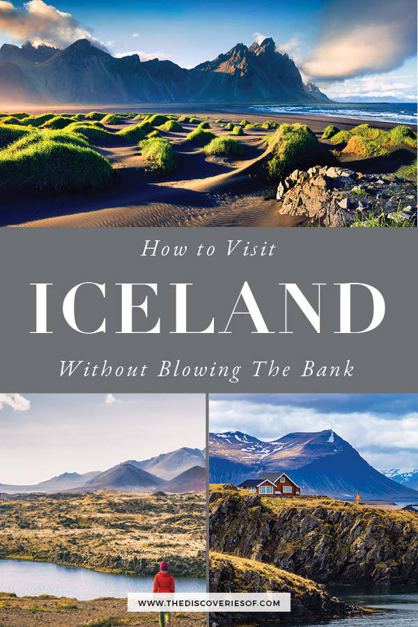 Iceland on a budget