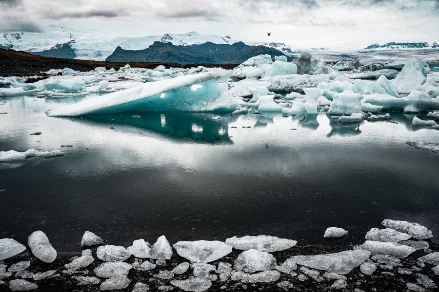 Jokulsarlon is guaranteed to make you go WOW. This incredible glacial lagoon is one of Iceland's coolest photography spots. If you're looking for things to do in Iceland, this should be at the top of your list. Here's why #travel #beautiful #wanderlust