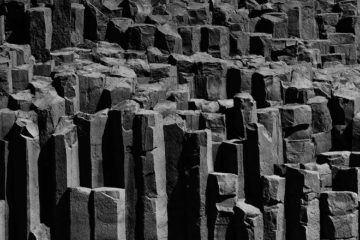 Reynisdrangar Sea Columns Iceland