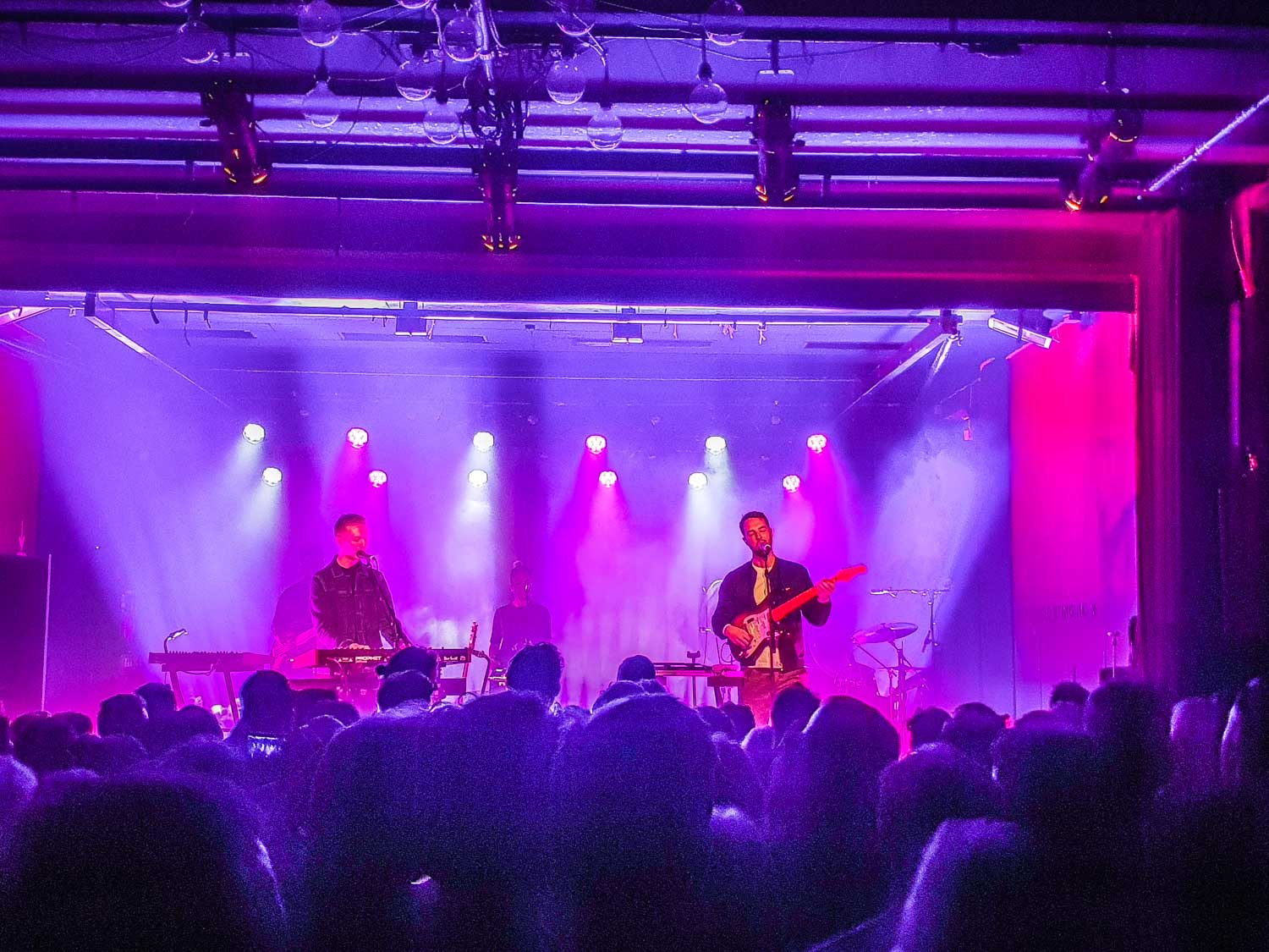 Honne at Little Vega Copenhagen