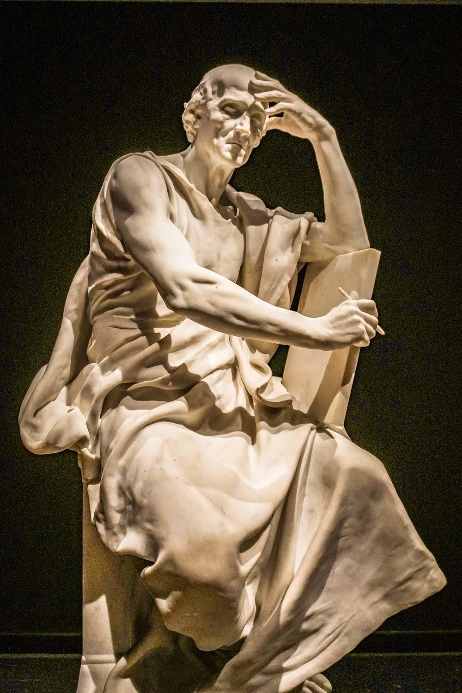 Sculpture in the Ny Carlsberg Glyptotek Copenhagen