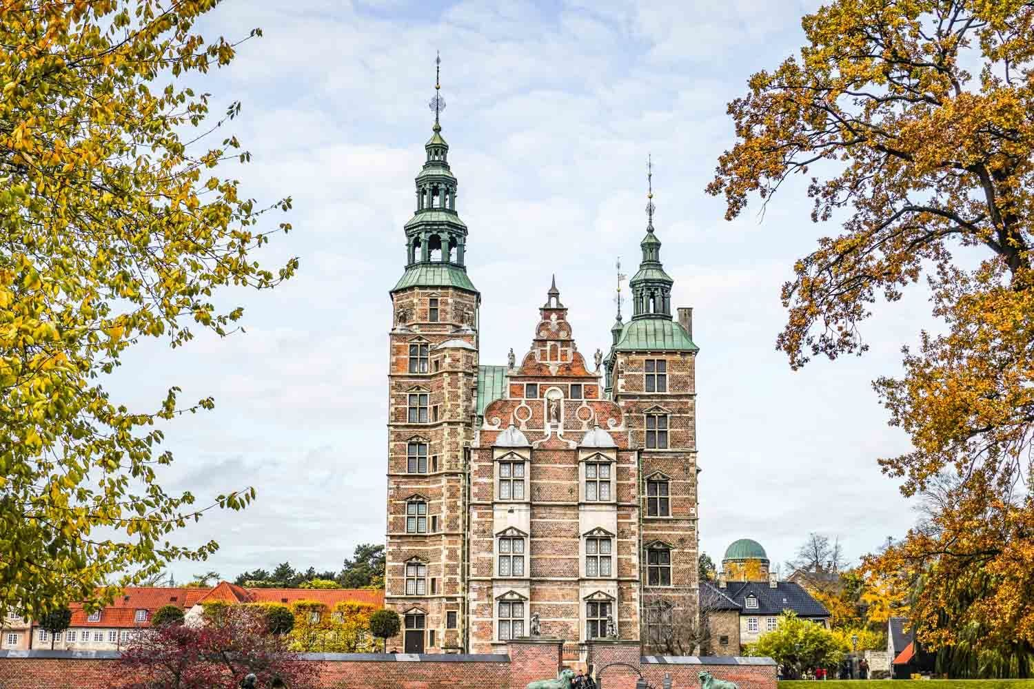 Rosenborg Castle: Cool things to do in Copenhagen
