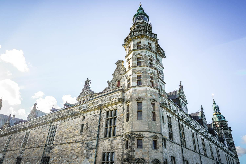 Kronborg Slot - Hamlet Castle in Copenhagen
