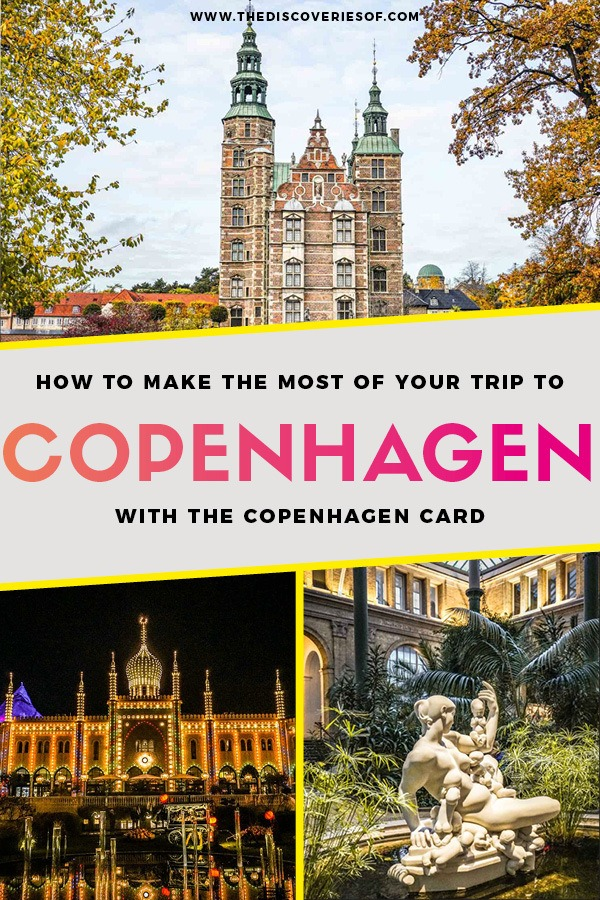 Looking to explore the best things to do in Copenhagen on a budget. Use the Copenhagen Card.