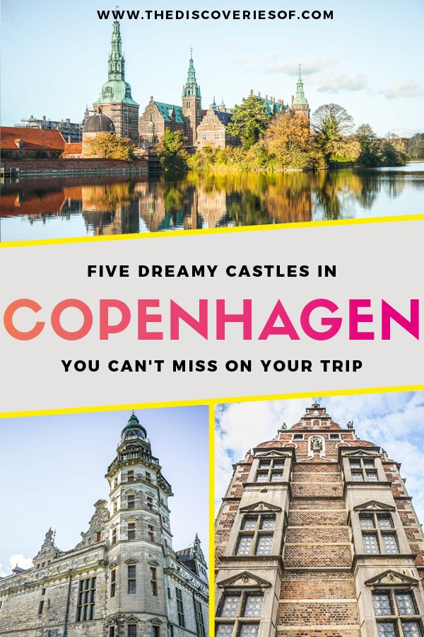 Castle hunting is one of the best things to do in Copenhagen - here are 5 you shouldn't miss