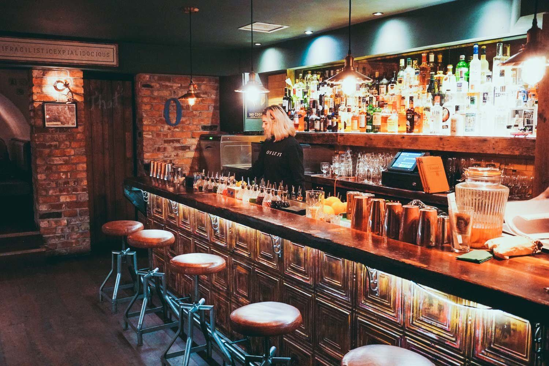 Found, London - Bar in Shoreditch