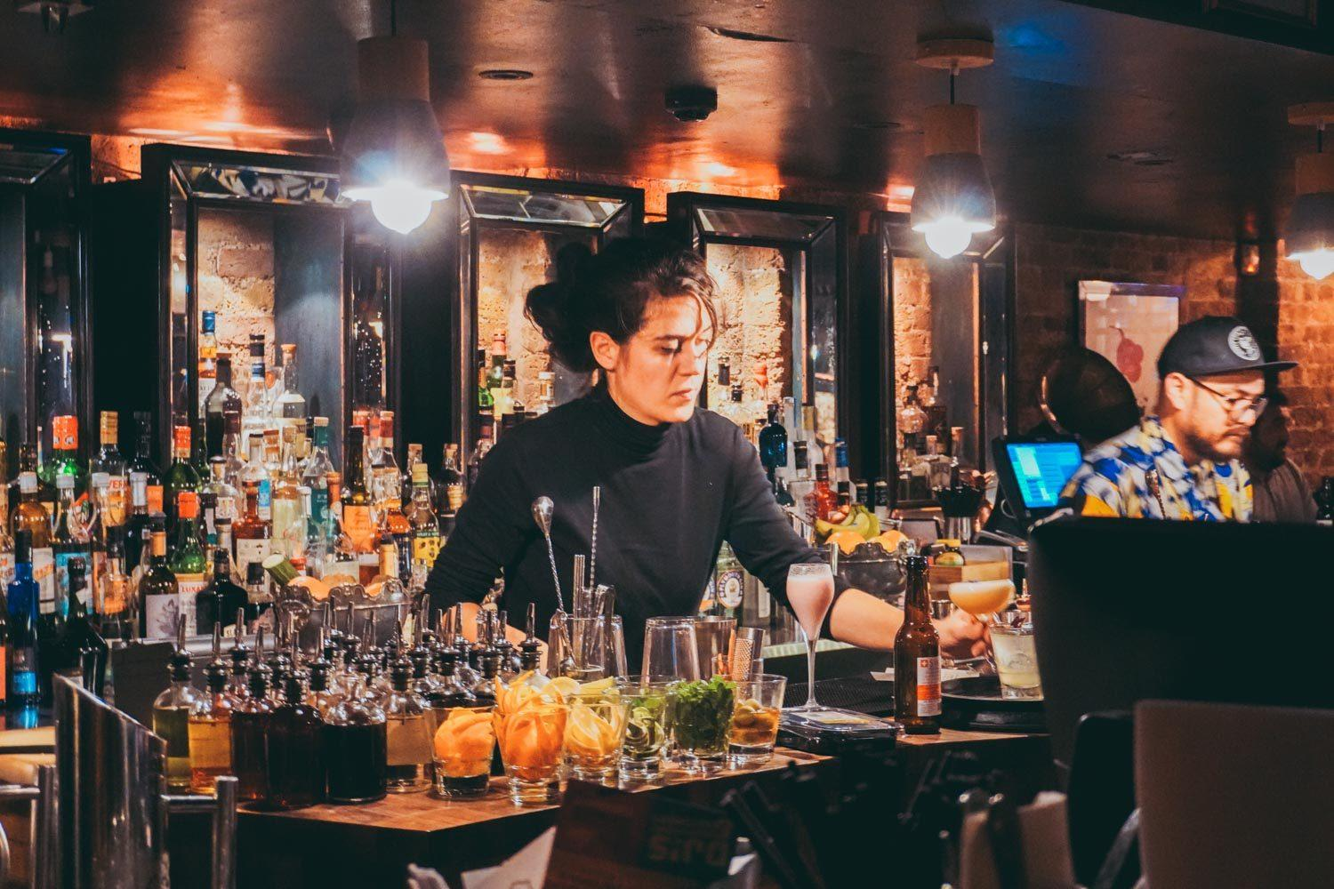 Callooh Callay- One of the best bars in Shoreditch, London