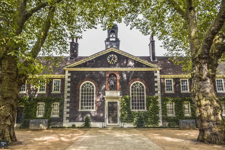 Geffrye Museum Shoreditch, London