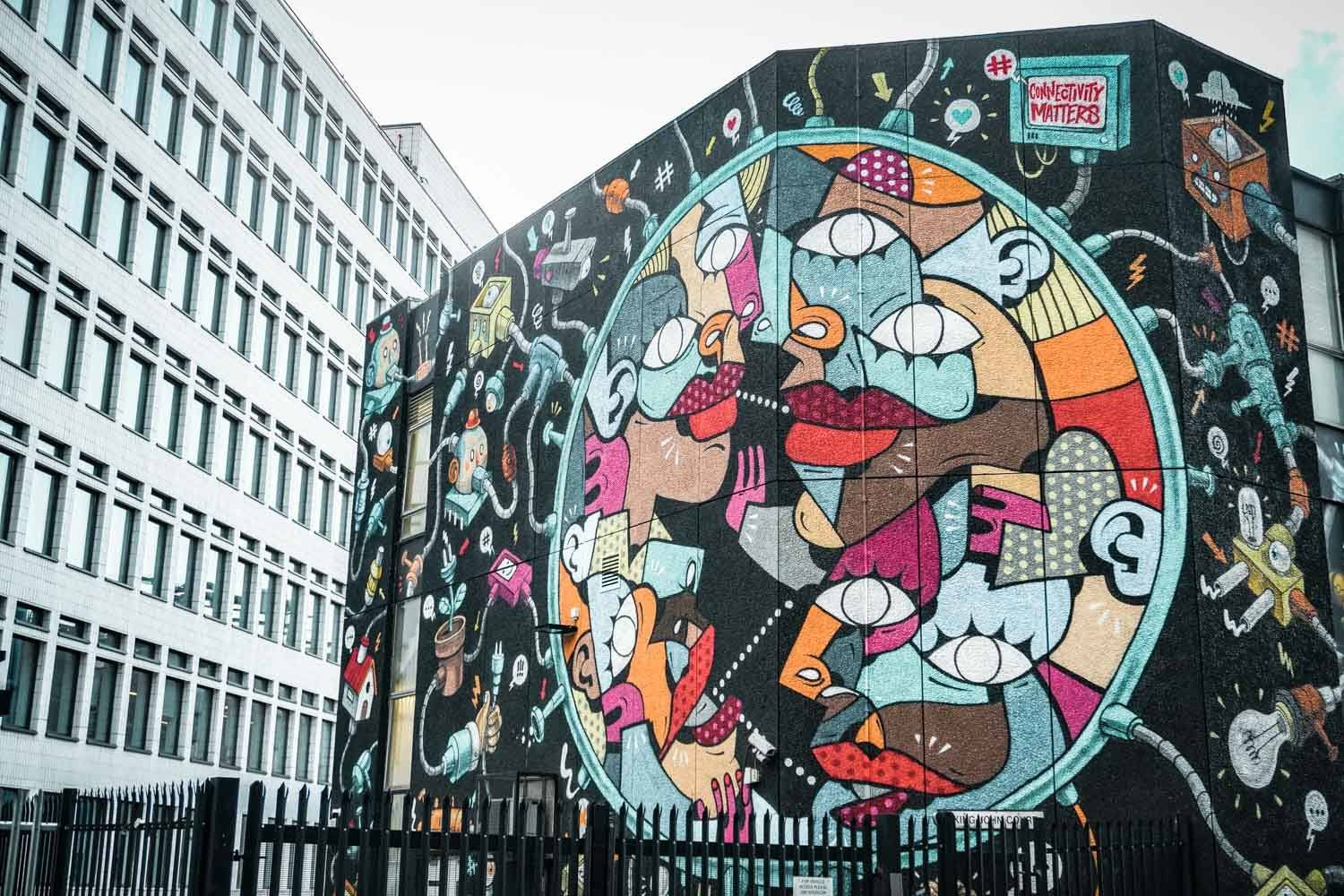 Shoreditch Street Art Map Shoreditch Street Art Guide   Self Guided Tour + Map – The