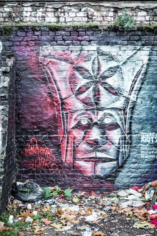 Shoreditch Graffiti Walls