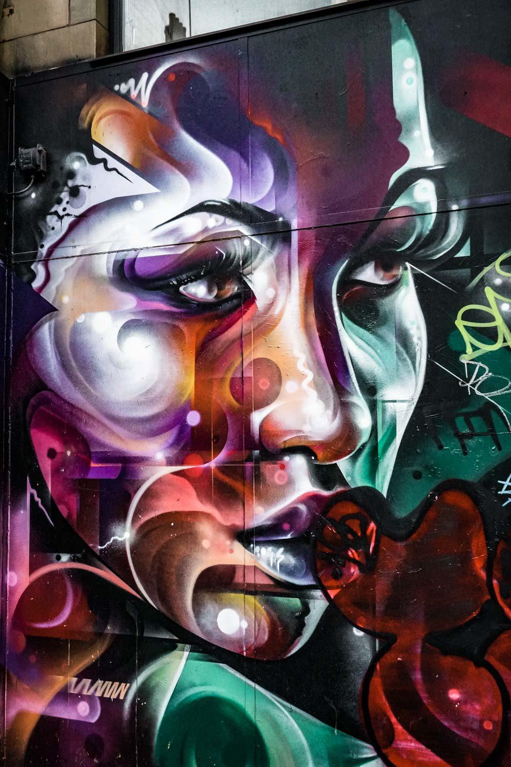 Mr Cenz on Great Eastern Street, Shoreditch