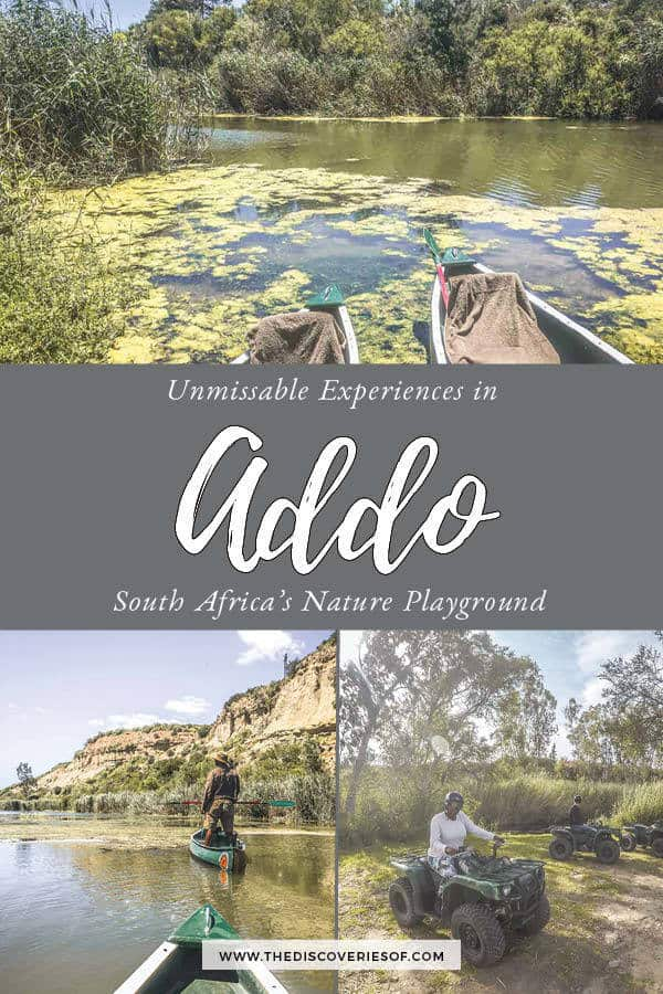 There's more to Addo Elephant Park, South Africa than just safari. Check out these cool things to do in the region! #adventure #southafrica #travel
