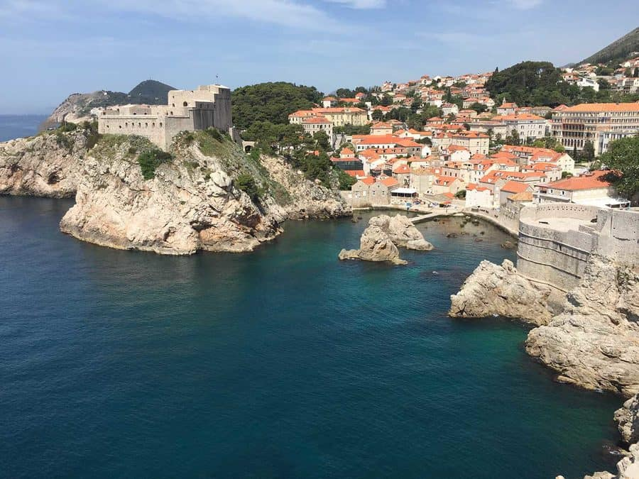 Dubrovnik - one of the best cities in Croatia