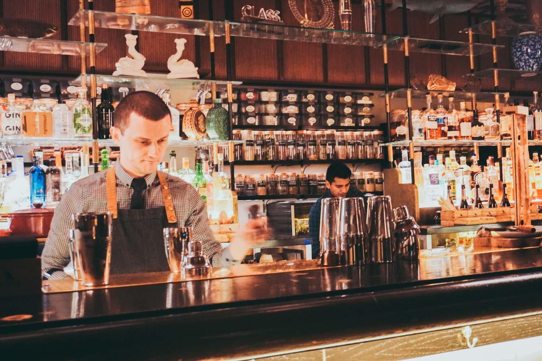 Best Bars in Farringdon - Oriole