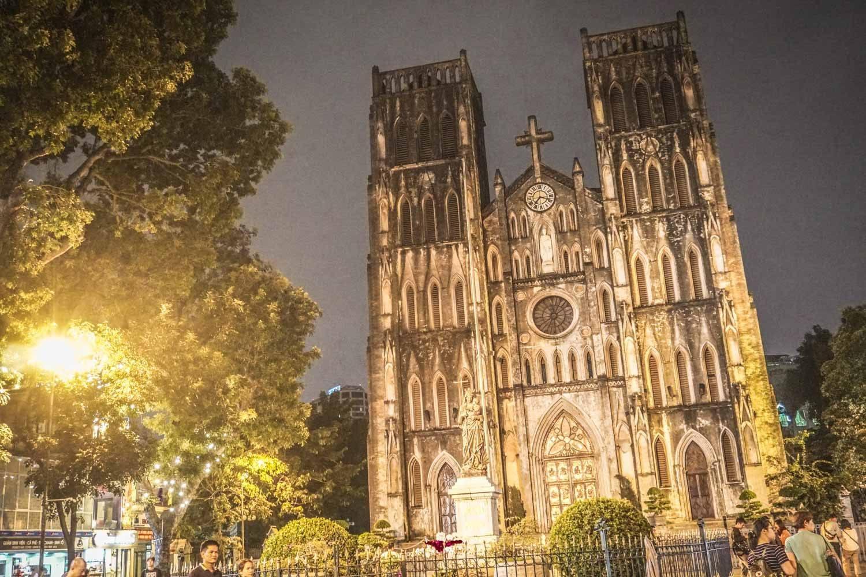 St Joseph's Cathedral Hanoi
