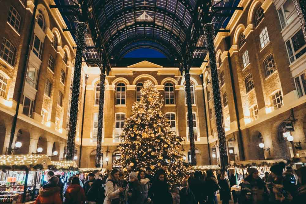 Christmas at Hays Galleria
